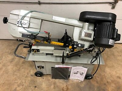 "Vectrax Horizontal/Vertical Bandsaw 7"" x 12"" Cutting Capacity 1 HP 115/230V"