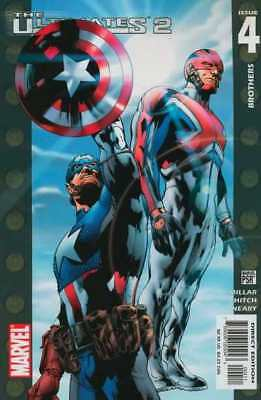 Ultimates 2 (2005 series) #4 in Very Fine + condition. Marvel comics