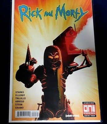 Rick and Morty Issue #40 Pickle Rick Variant *We Combine Shipping*