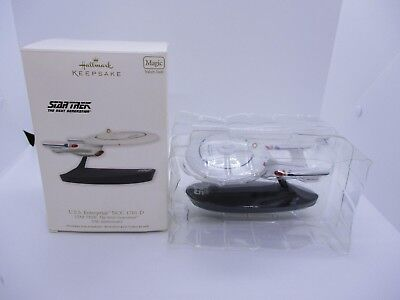 Hallmark U.s.s. Enterprise Star Trek The Next Generation 25Th Anniversary