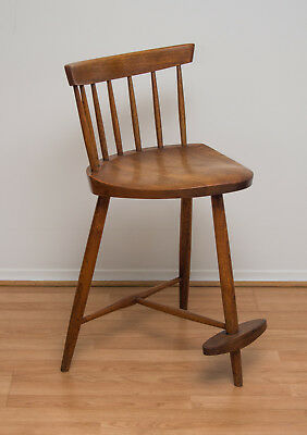 George Nakashima High Mira Chair Original Owner