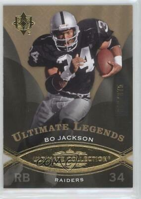 2009 Upper Deck Ultimate Collection/375 #106 Bo Jackson Oakland Raiders Card