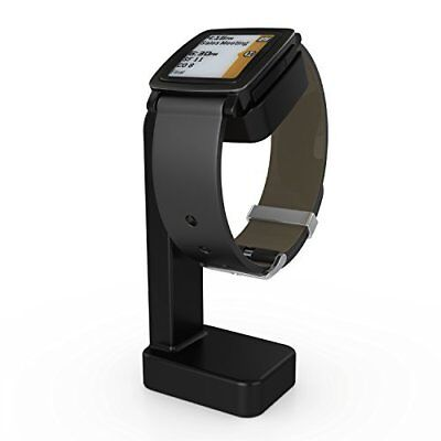 DESK STAND Charger Charging Docking Station Accessories for PEBBLE TIME / STEEL