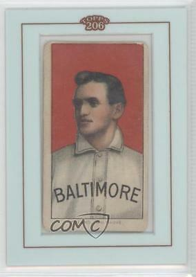 1909 1909-11 T206 Piedmont 350 Back #PHPO Phil Poland Rookie Baseball Card