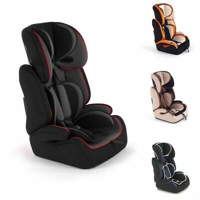 Car Seat Baby Child Infant 9-36 kg Booster Seat Group 1/2/3 15 Month to 12 Years