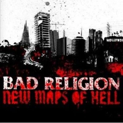 Bad Religion 'New Maps Of Hell' Cd New+