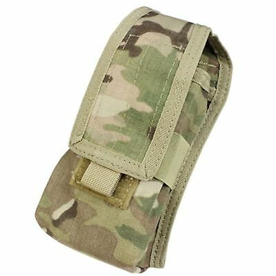NEW Condor Multicam MA9 PALS MOLLE SWAT L or R Antenna Compatible Radio Pouch