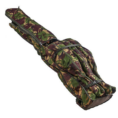 Terminal Tackle Cotswold Aquarius Two Rod 9ft Stalker Bag 45 2 Rod Sleeve Woodland Camo