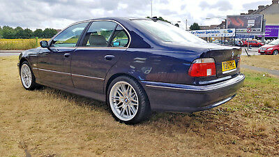 BMW E39 528i AUTO 1998 EXCELLENT CONDITION AND NEW ENGINE WITH PROOF.