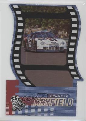 2000 Press Pass Showcar Die-Cut #SC8 Jeremy Mayfield Racing Card
