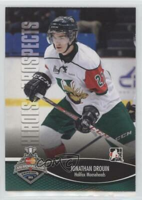 2012-13 In the Game Heroes and Prospects Memorial Cup MC-02 Jonathan Drouin Card