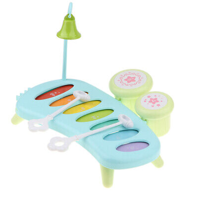 2pcs Random Color Small Baby Kids Music Instrument Whistle Educational Toys SP