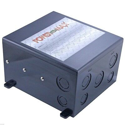 Powermax Pmts-50 50 Amp 120 / 240 Vac Automatic Transfer Switch