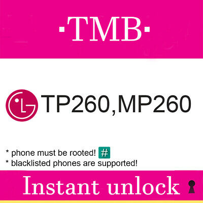 TMOBILE APP USA Unlock CLEAN IMEI Official Service Not Eligible