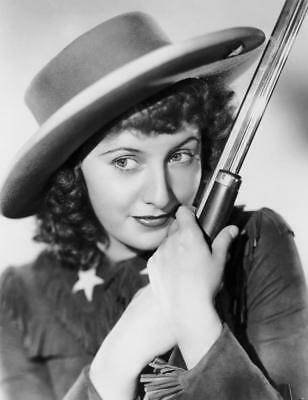 Barbara Stanwyckvery young photo B.W 8x10 .BUY 3 photos and GET 1 FREE.