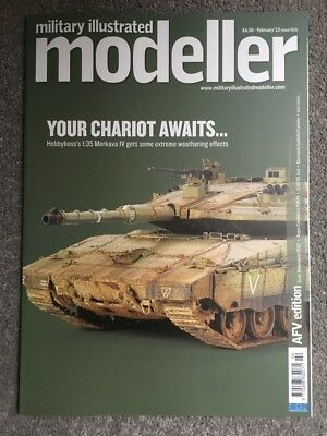 ADH Military Illustrated Modeller AFV Edition (Issue 22)