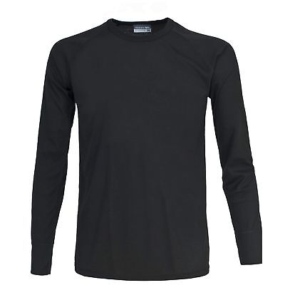 Trespass Adults Unisex Honour Long Sleeve Base Layer Top (TP943)