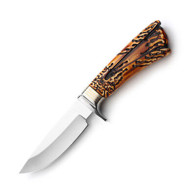 New SR S031A Multifunctional Knife 3Cr13MoV Stainless Steel Straight Fixed Blade