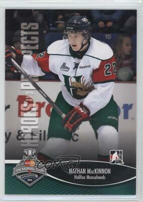 2012 In the Game Heroes and Prospects Memorial Cup #MC-01 Nathan MacKinnon Card