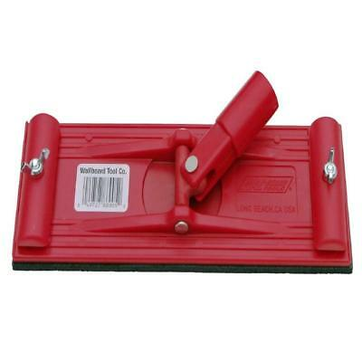 Wal-Board Tools 3-1/4 in. x 9-1/4 in. Pole Sander Head Sandpaper, Patching