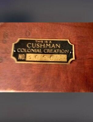 Cushman Colonial Creation Putney Chair