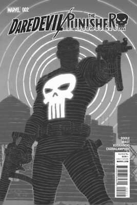 Daredevil/Punisher: Seventh Circle #2 in Near Mint condition. Marvel comics