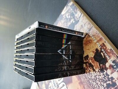 pink floyd dark side of the moon cd box set plus division bell