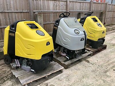 *BREAKING FOR SPARES/PARTS/REPAIRS* Karcher BD 60/95 RS + B 95 ride-on scrubbers