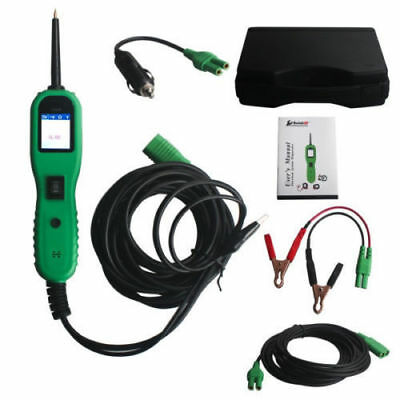 Electric Car Circuit Tester Power Probe Kit YD208 LCD Auto Diagnostic Scanner