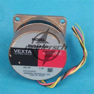 USED 1PC VEXTA 2 Phase Stepping Motor PH264-01
