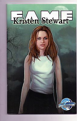 Fame Kristen Stewart Robert Pattinson Flipbook 1  NM Bluewater Comics  2010