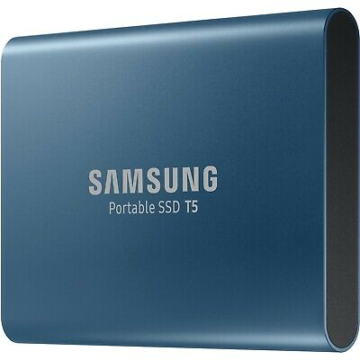 "Samsung T5 500GB 2.5"" USB 3.1 Type C Portable External Solid State Drive SSD HDD"