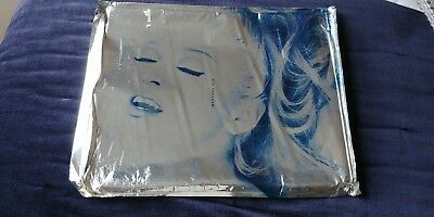 Madonna Sex Book 1992 Uk Edition Number Nbr. 2067887 With Mylar Cover,cd & Comic