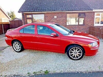 2006 Volvo S60 SE 2.0 Turbo in immaculate condition, inside & out. Cambelt done.