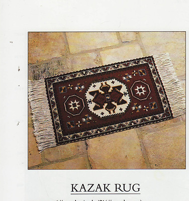 Kazak Rug Bag William Morris Beth Russell Needlework Tapestry Needlepoint Chart