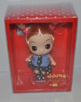 DDUNG Seol DOLL IN BOX 7 INCH (18 cm) doll SEALED
