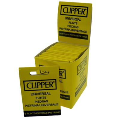 CLIPPER Lighter Flint Universal Flint Fit For All Types Lighters