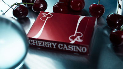 Cherry Casino Playing Cards: Reno Red CARDISTRY DECK