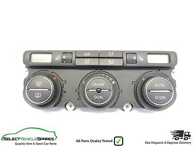 Vw Eos Air Con Digital Heater Climate Control Switch Panel + Heated Seats 06-08