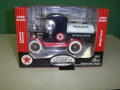 Gear Box Collectibles 1912 Ford Texaco Oil Tanker