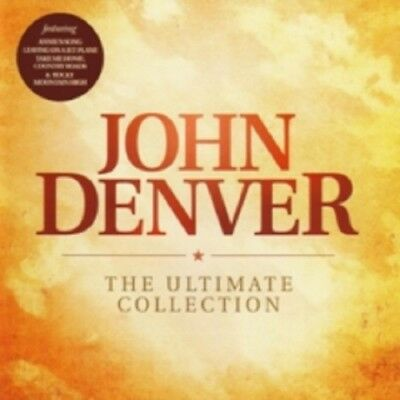 John Denver The Ultimate Collection New CD