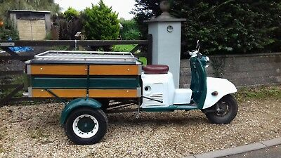 not  lambretta  scooter,  cossack scooter,   trike,  NEVAL, no  swap