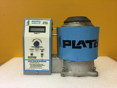Plato SP-500T 115 VAC, 60 Hz, 350 W, 925ºF,  Precision ESD Solder Pot. Tested!