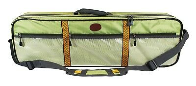 Fly Fishing Rod and Reel Travel Combo Bag--with Free Fly Box