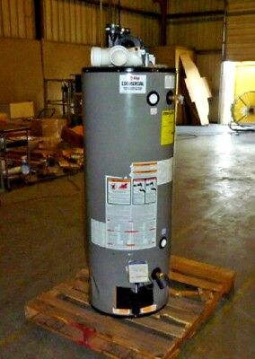 Rheem Ruud Commercial Natural Gas Water HeaterGPDV50-65 50 gallon gal NG new