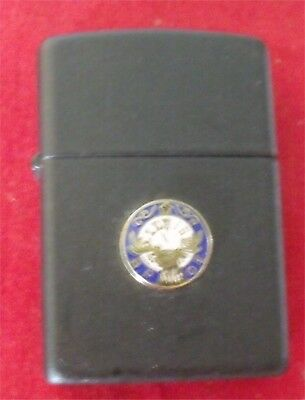 Zippo LIghter Fraternal order Elks
