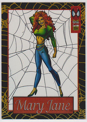 1994 Marvel #2 Mary Jane Suspended Animation