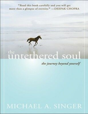 The Untethered Soul By Michael A Singer  (PDF)