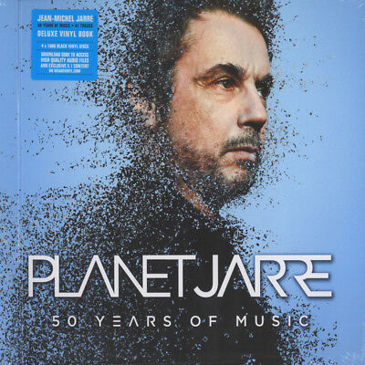 Jean-Michel Jarre - Planet Jarre (Vinyl 4LP - 2018 - EU - Original)