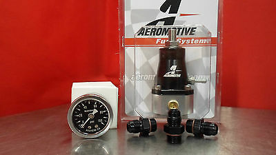 Aeromotive Regler & & Montage Set (3) 6-AN 13129